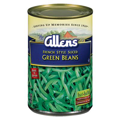 French Style Sliced Green Beans